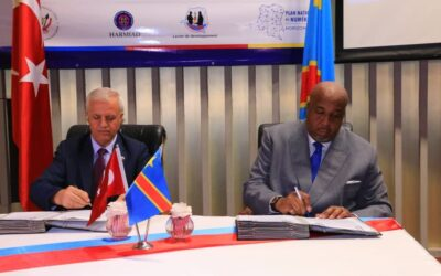HARMIAD signs the Memorandum of Understanding with the Democratic Republic of the Congo
